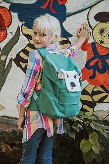 Detské tašky - nosha do školy - ľadová - 10506784_