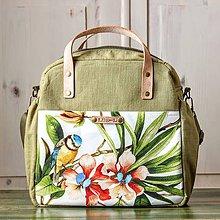 Veľké tašky - Veľká taška Lu.Si.L bag 3in1 No.19 - 10506020_