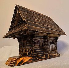 Dekorácie - Zázrivský dom - 10507032_