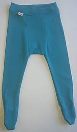 Detské oblečenie - Poldupačky merino pre bábätko - 10504654_