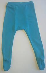 Detské oblečenie - Poldupačky merino pre bábätko - 10504667_