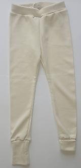 Detské oblečenie - Tepláčiky biobavlna - 10505609_