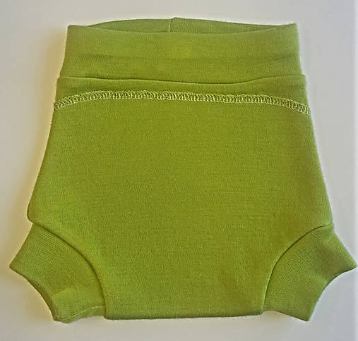 VÝPREDAJ Plienkové nohavičky z merino vlny