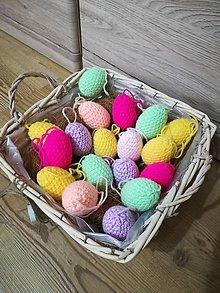 Iné doplnky - Veľkonočné vajíčka - 10505560_