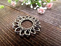 Iné šperky - prívesok -slnko - 10506104_