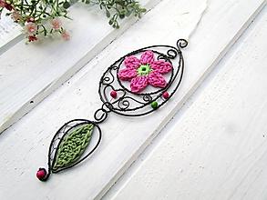 Dekorácie - veľkonočná dekorácia - 10506647_