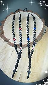 Iné šperky - Prívesok alebo amulet do auta na želanie s textom menom alebo dátumom aj farebne podla vašeho priania - 10510108_