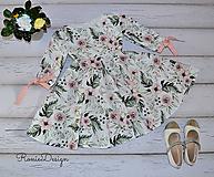 Detské oblečenie - šatky - 10508705_
