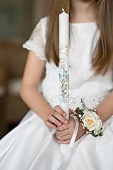 - Krstová sviečka Celeste - 10509129_