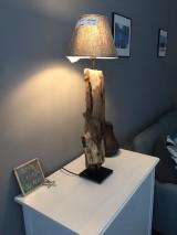 Svietidlá a sviečky - wood of light (svietidlo) - 10510511_