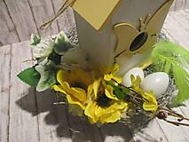 Dekorácie - Veľkonočná dekorácia - 10510840_