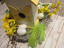 Dekorácie - Veľkonočná dekorácia - 10510841_