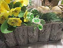 Dekorácie - Veľkonočná dekorácia - 10510893_