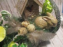 Dekorácie - Veľkonočná dekorácia - 10510905_