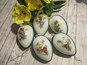 Dekorácie - Veľkonočné vajíčka - 10510739_