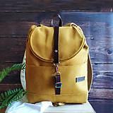 Batohy - Batoh Thea (žltý) - 10508742_
