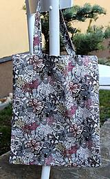 Nákupné tašky - Skladacia nákupná taška - 10511202_