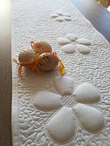 Úžitkový textil - Štóla Floral Beauty - 10509307_
