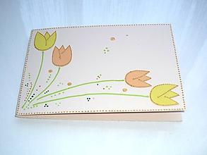 Papiernictvo - Tulipány - 10508715_