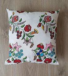 Úžitkový textil - Relaxačný bylinkový vankúš - 10511432_