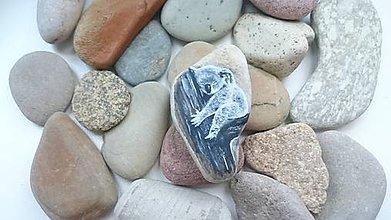 Dekorácie - Koala na kameni - 10507991_