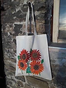 Nákupné tašky - Helianthus annus - 10510322_