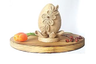 Dekorácie - Veľkonočné vajíčko - 10511234_