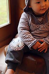 "Detské oblečenie - Turky ""Pohádkový les"" (74) - 10507921_"