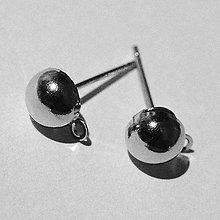 Komponenty - Puzeta s hlavičkou 6mm-1pár - 10514740_