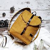 Batohy - Batoh Thea (žltý) - 10512157_