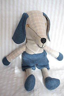 Hračky - Pes Dodo - 10513279_