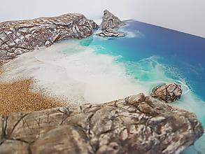 Obrazy - Real ocean - 10512051_