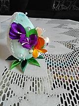 Dekorácie - veľkonočné vajíčko - 10513286_