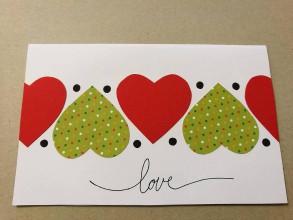 Papier - Pohľadnica - love - 10513976_