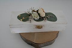 Dekorácie - Krabička lúčna - 10514926_