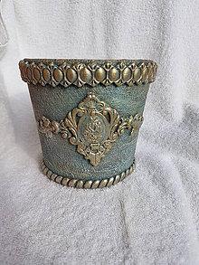 Nádoby - Vintage nádoba - 10513568_