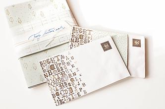 Papiernictvo - Tvoja listová sada