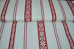 Textil - ľudová výšivka - 10515019_