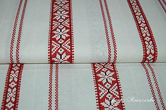 Textil - ľudová výšivka - 10514970_