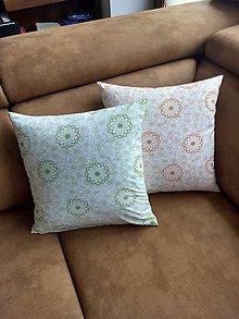 Úžitkový textil - Obliečky na vankúše set - 10517606_