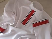 Oblečenie - Košeľa pánska folk - 10517133_
