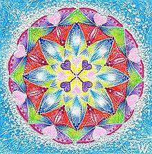 Obrazy - Mandala - 10517581_