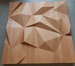 Grafika - Drevorezba Moderný Panel - 10516493_
