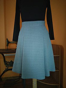 Sukne - Sukňa acryl - 10516476_