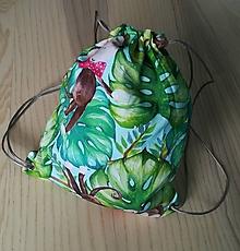 Detské tašky - Detský vak do škôlky - Čita - 10517292_