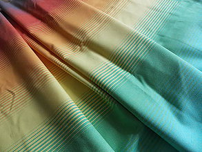 Textil - Little Frog Sunny Ammolite - 10515454_