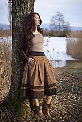 Sukne - sukňa Beatrice - 10517719_