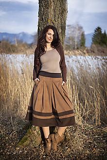 Sukne - sukňa Beatrice - 10517727_
