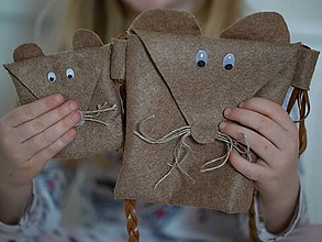 Detské tašky - Taštička & peňaženka