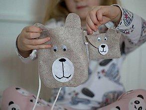 Detské tašky - Kabelka/taštička & peňaženka